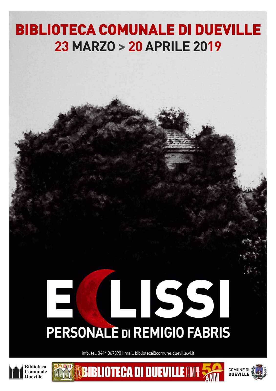 Mostra personale Eclissi