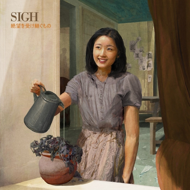 Sigh - Heir to Despair