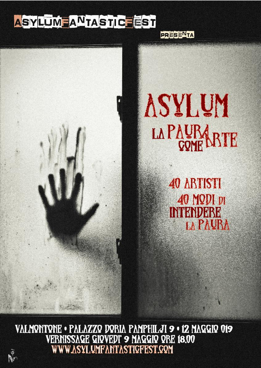 Mostra collettiva Asylum