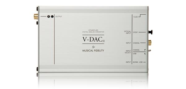 Fig. 1 - Music Fidelity V-DAC II
