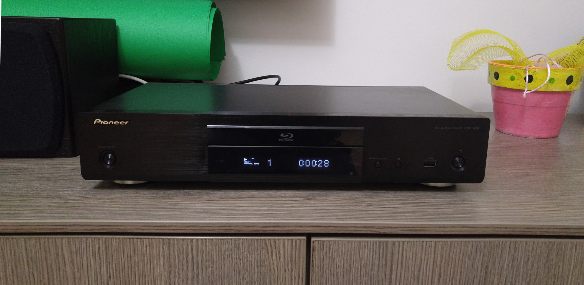 Lettore blu-ray Pioneer BDP-450
