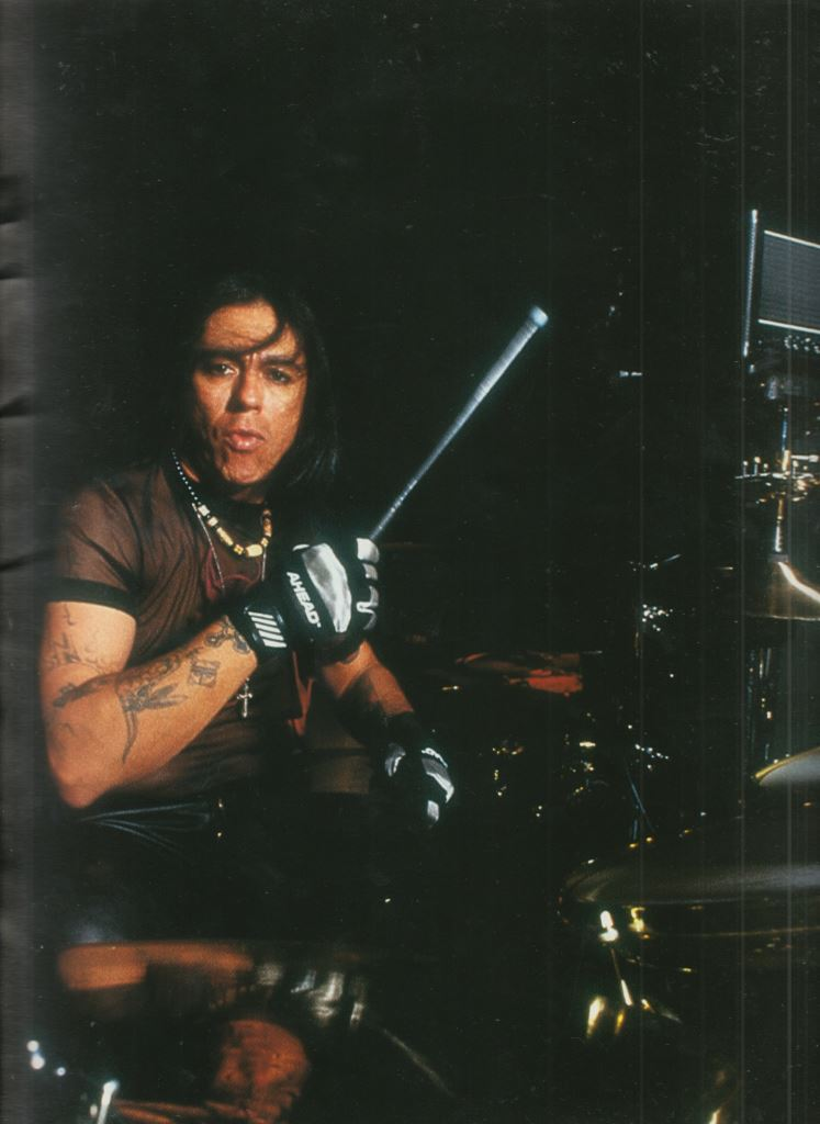 Randy Castillo (batterista)