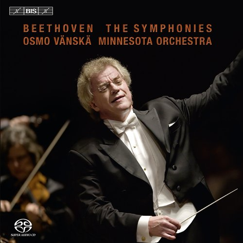 Recensione Ludwig van Beethoven - The symphonies (Osmo Vänskä -  Minnesota Orchestra)
