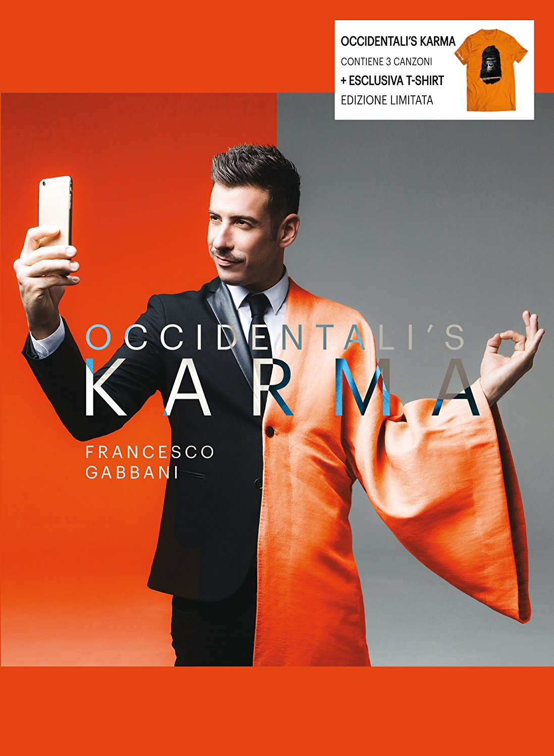 Recensione Francesco Gabbani - Occidentali's Karma