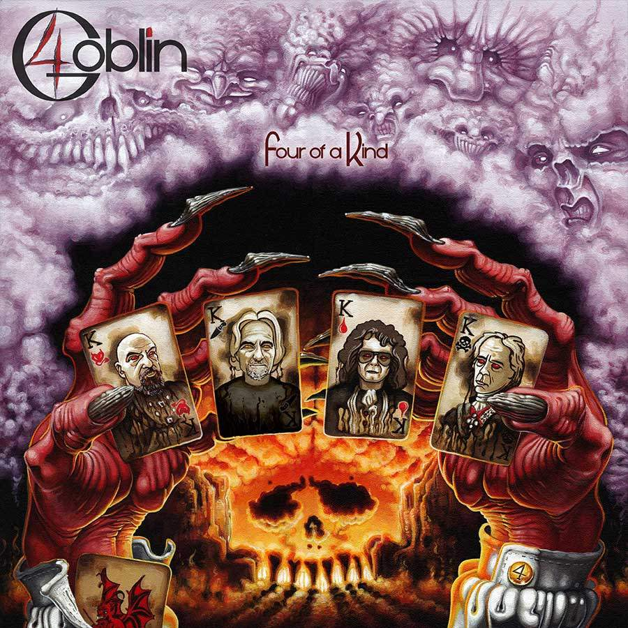 Goblin - Four of a kind
