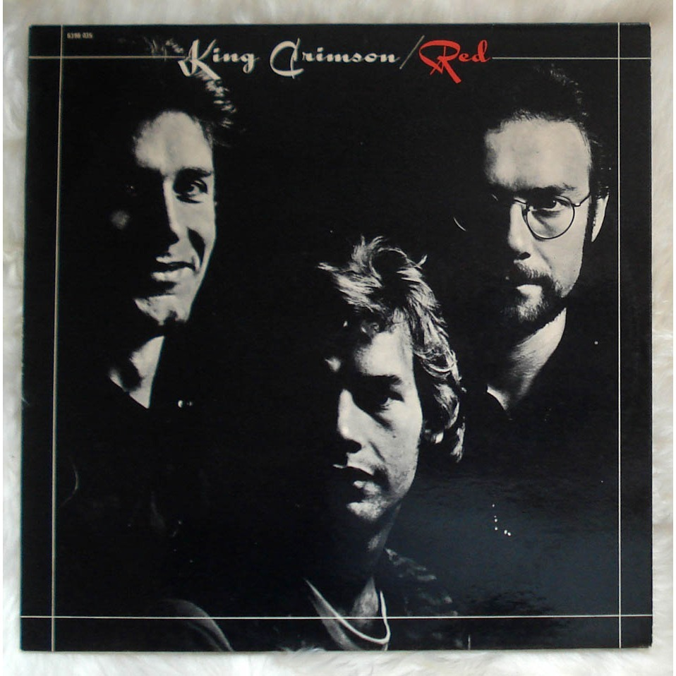 Disco King Crimson - Red