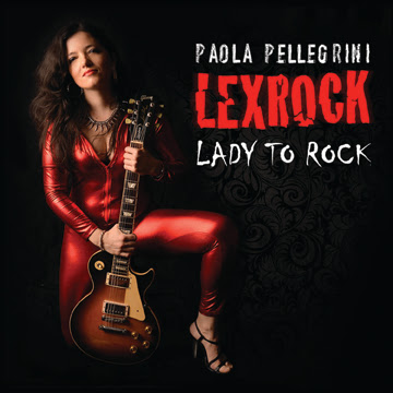 "Paola Pellegrini ""Lexrock"" - Lady to rock"