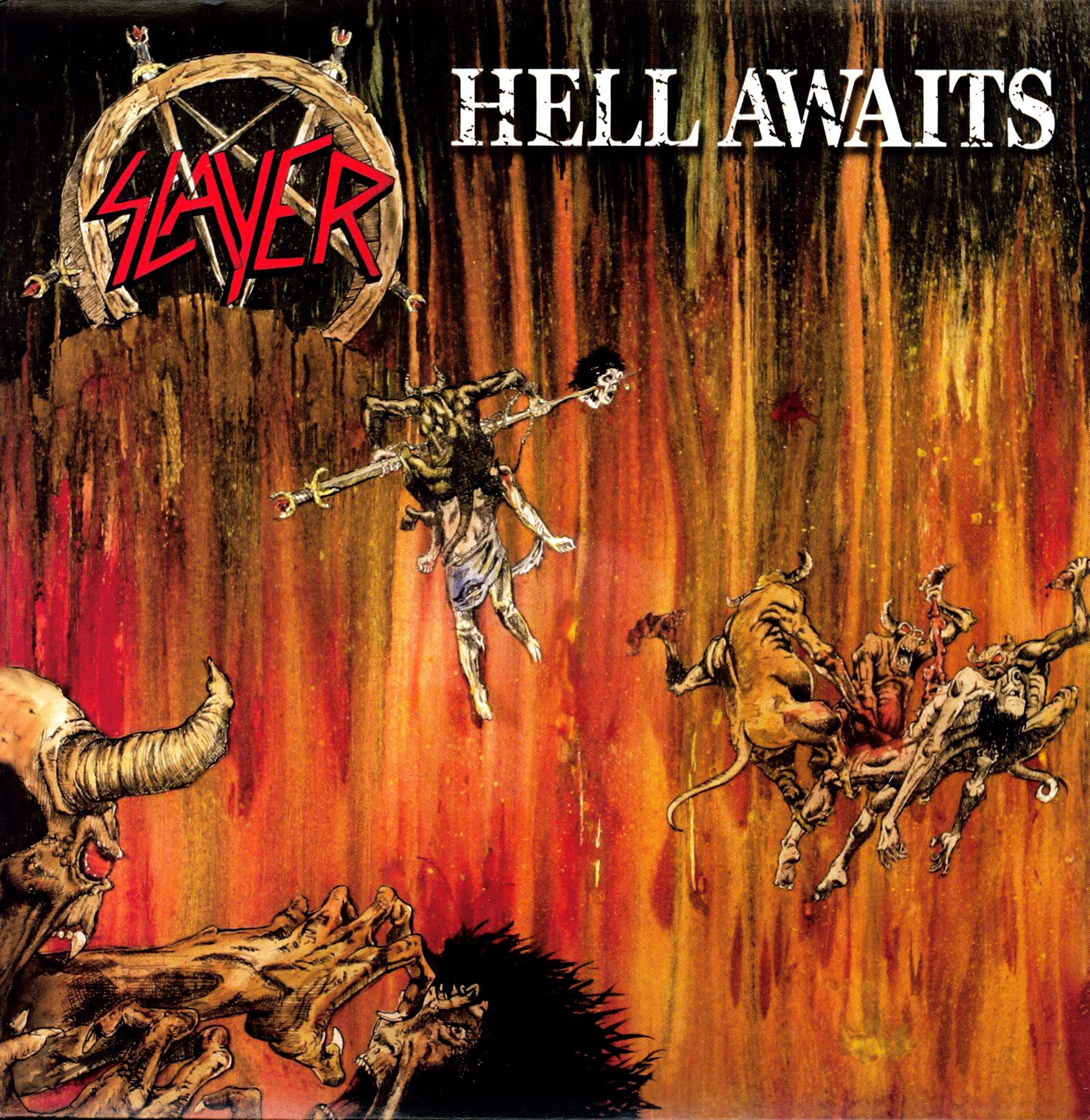 Recensione Slayer - Hell Awaits