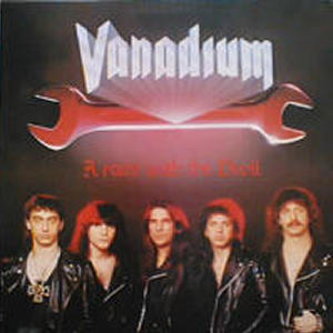 Vanadium - A race with devil