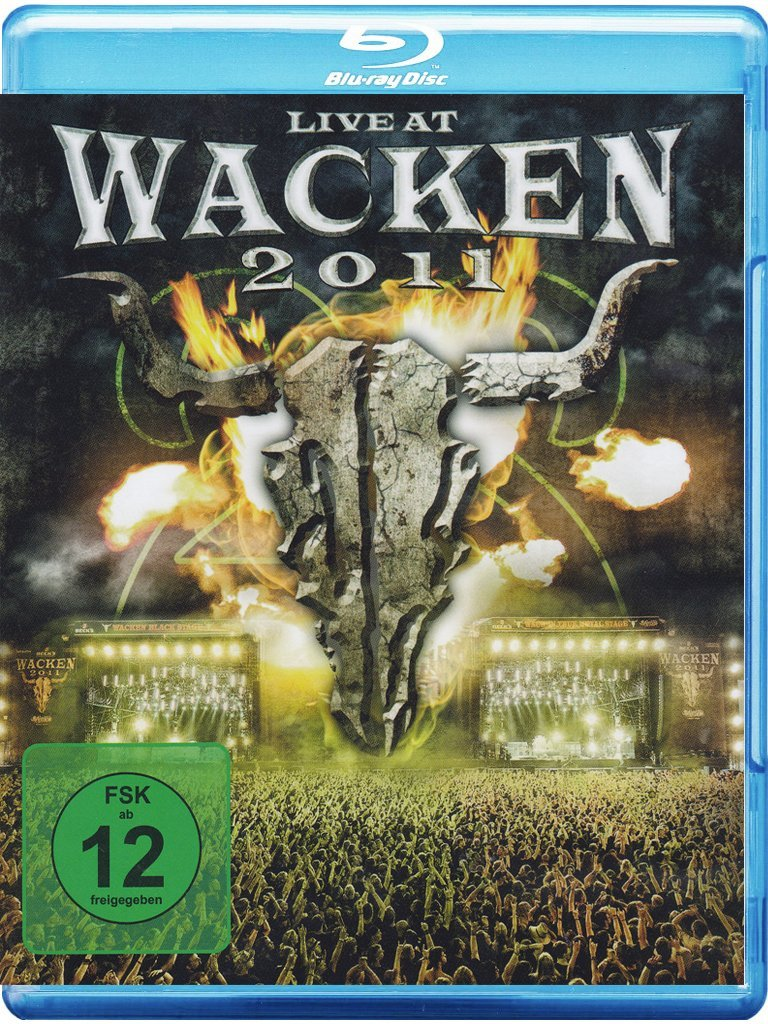 Raccolta Live at Wacken 2011