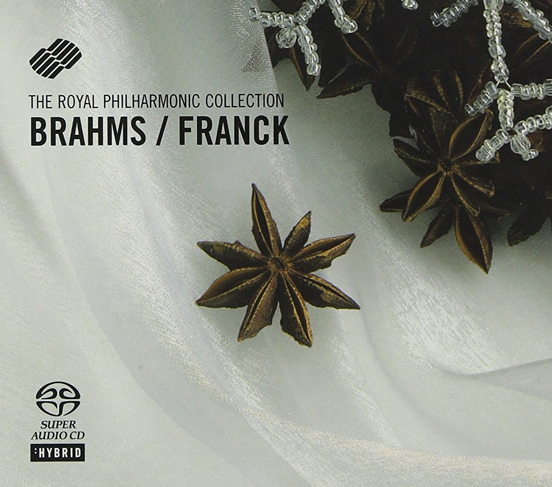 Recensione The Royal Philharmonic Collection Brahms / Franck