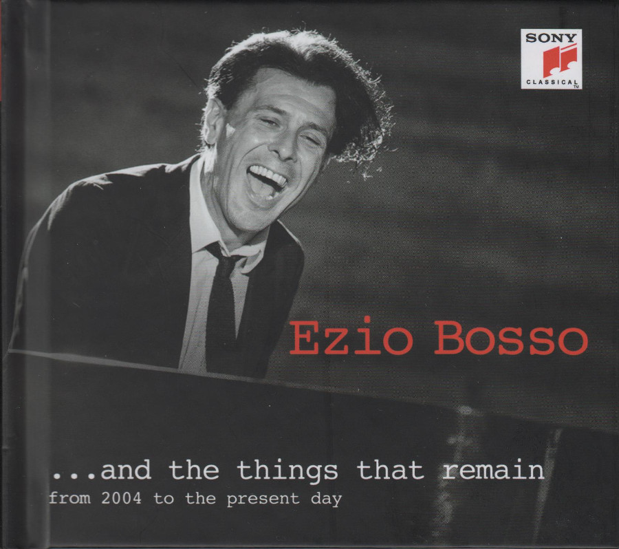 Recensione Ezio Bosso - ...and the things that remain