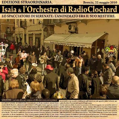 Recensione Isaia & l'Orchestra di Radio Clochard - Lo spacciatore di serenate