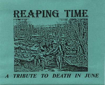 Raccolta Reaping time - A tribute to Death in June
